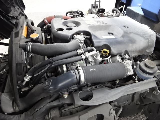 いすゞ H26 エルフ 塵芥車 プレスパッカー 押出式 2t 画像19