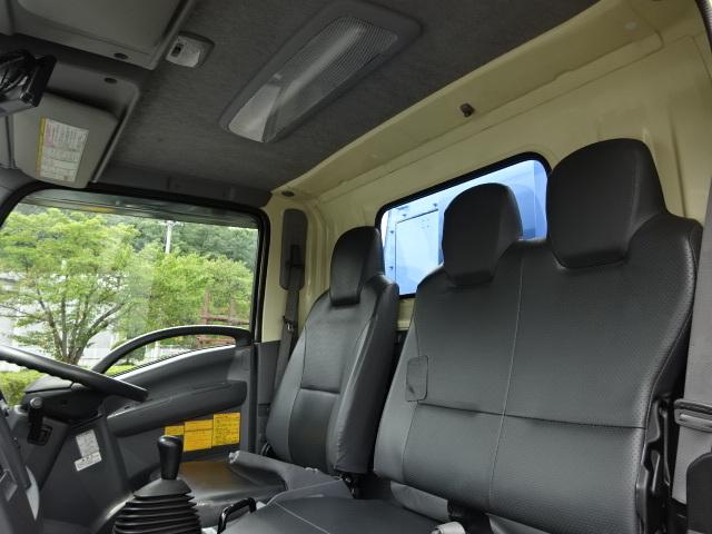 いすゞ H26 エルフ 塵芥車 プレスパッカー 押出式 2t 画像26