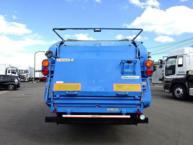 いすゞ H21 エルフ 塵芥車 回転式 ダンプ式  3t 画像7