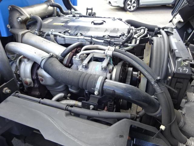 いすゞ H21 エルフ 塵芥車 回転式 ダンプ式  3t 画像20