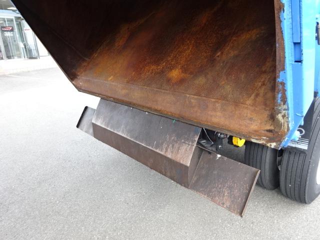 いすゞ H21 エルフ 塵芥車 回転式 ダンプ式  3t 画像14
