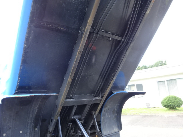 いすゞ H21 エルフ 塵芥車 回転式 ダンプ式  3t 画像15