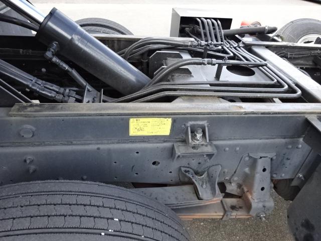 いすゞ H21 エルフ 塵芥車 回転式 ダンプ式  3t 画像17