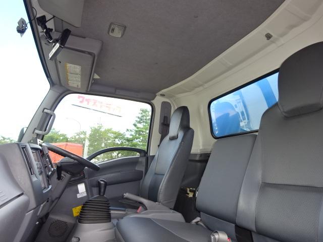 いすゞ H21 エルフ 塵芥車 回転式 ダンプ式  3t 画像25