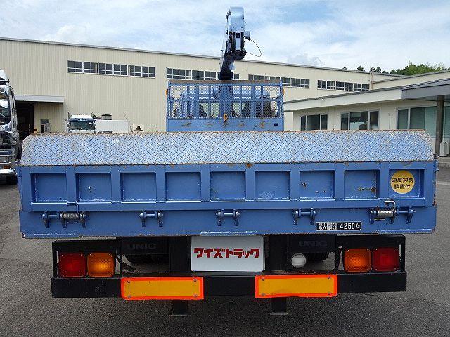 日産 H19 コンドル スライドセルフ 5段クレーン 車検付 4.25t積み 画像8