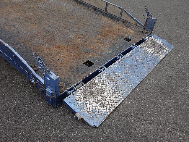 日産 H19 コンドル スライドセルフ 5段クレーン 車検付 4.25t積み 画像11