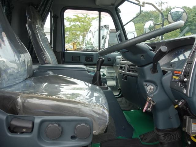 日産 H19 コンドル スライドセルフ 5段クレーン 車検付 4.25t積み 画像29