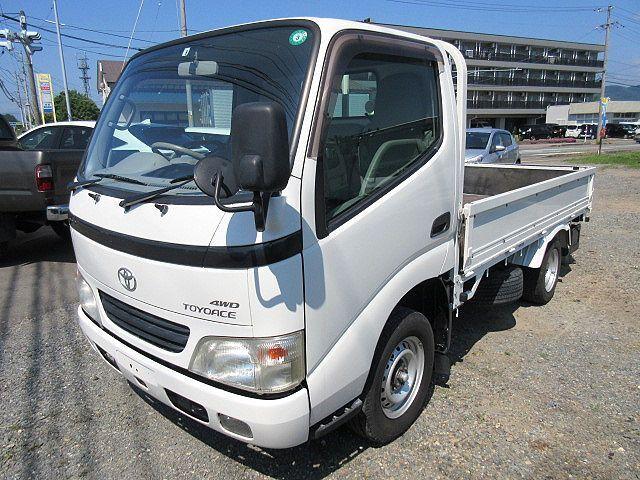 トヨタ H17 トヨエース 平 4WD