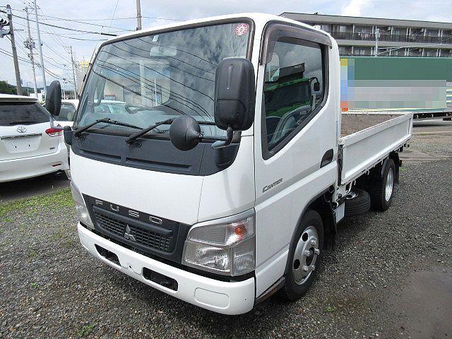 三菱 H21 キャンター 平 画像1