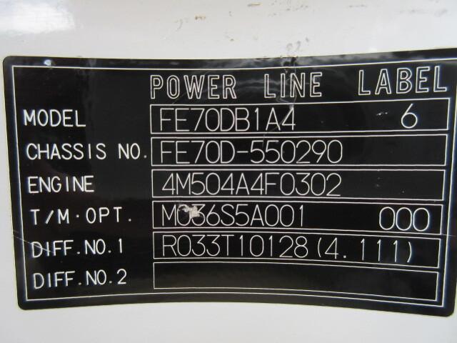 三菱 H21 キャンター 平 画像25