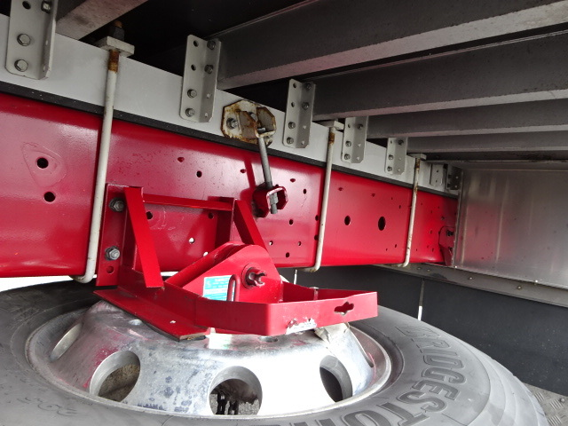 UD H28 クオン HR 3軸低温冷凍車 キーストン ジョロダー 画像16