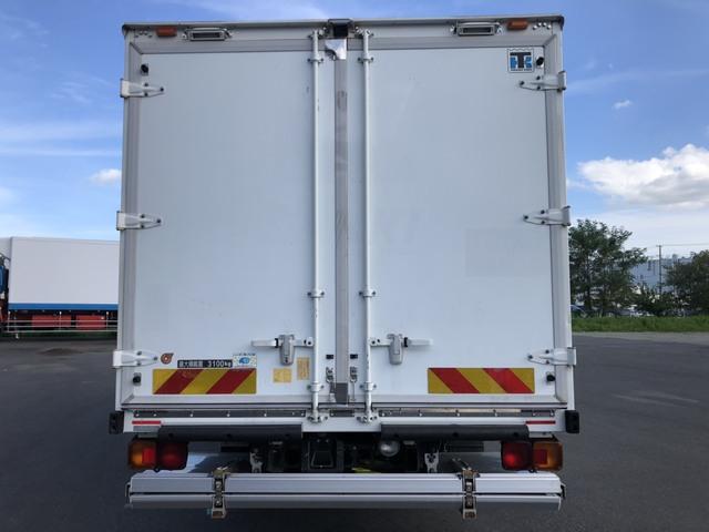 日野 H25 レンジャー ワイド  低温冷凍車 格納PG 画像6