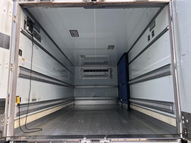 日野 H25 レンジャー ワイド  低温冷凍車 格納PG 画像8