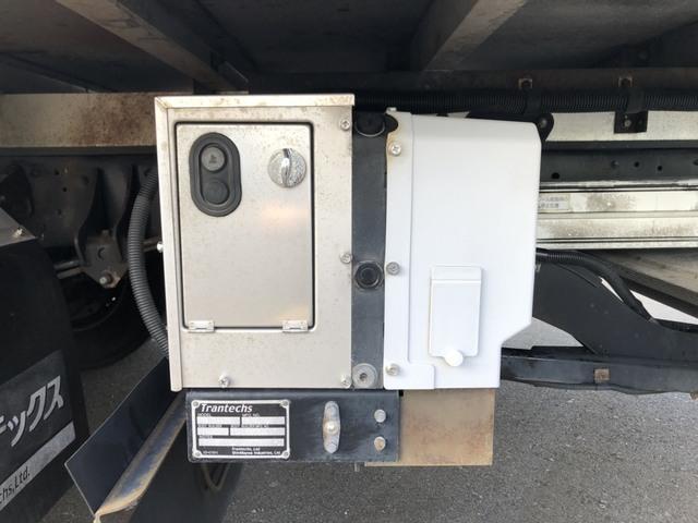日野 H25 レンジャー ワイド  低温冷凍車 格納PG 画像13
