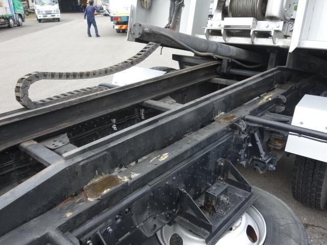 いすゞ H29 エルフ 4段クレーン セルフローダー 車検付 画像20