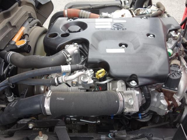 いすゞ H29 エルフ 4段クレーン セルフローダー 車検付 画像21