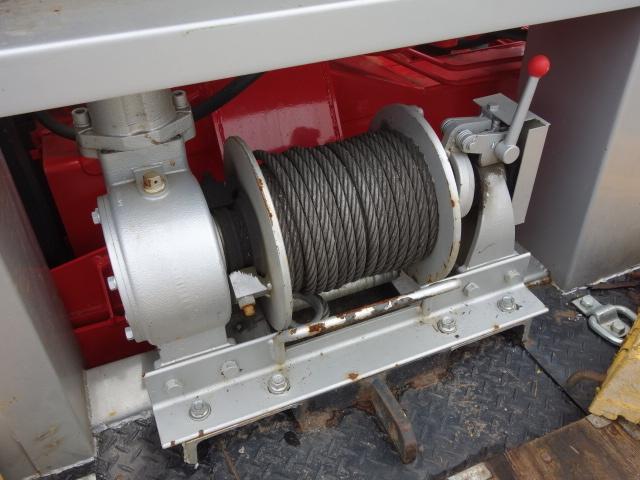 いすゞ H29 エルフ 4段クレーン セルフローダー 車検付 画像18