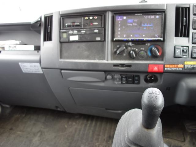 いすゞ H29 エルフ 4段クレーン セルフローダー 車検付 画像24