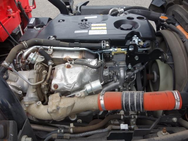 いすゞ H29 エルフ 4段クレーン セルフローダー 車検付 画像22