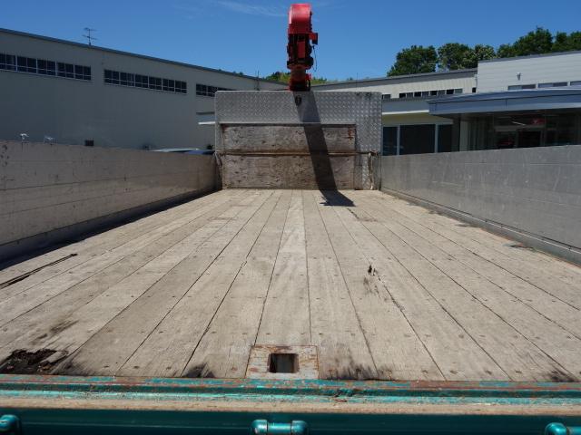 三菱 H25 ファイター 増トン ワイド アルミブロック 4段クレーン 画像10