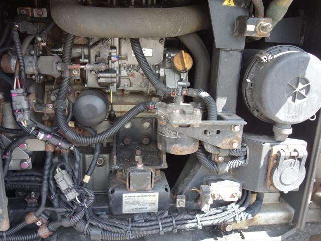 いすゞ H28 ギガ ハイルーフ 4軸低床 低温冷凍車 画像20