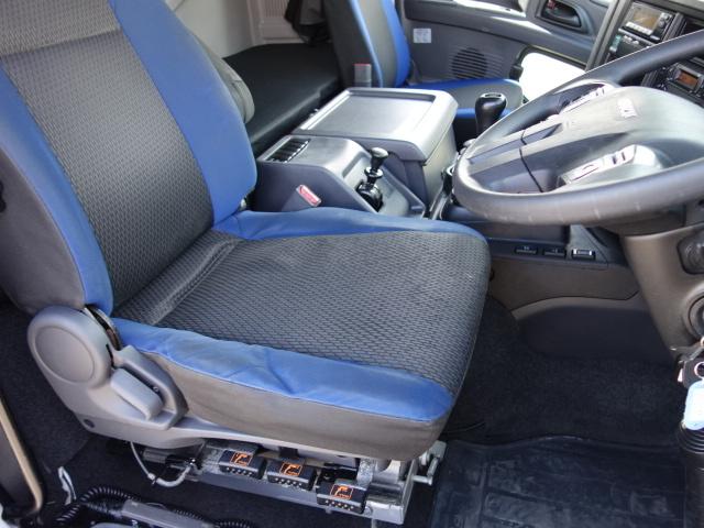 いすゞ H28 ギガ ハイルーフ 4軸低床 低温冷凍車 画像22