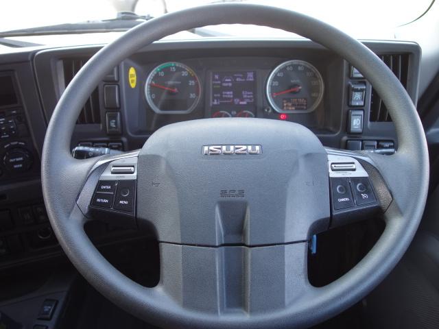 いすゞ H28 ギガ ハイルーフ 4軸低床 低温冷凍車 画像23