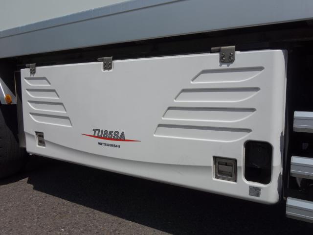 いすゞ H28 ギガ ハイルーフ 4軸低床 低温冷凍車 画像17