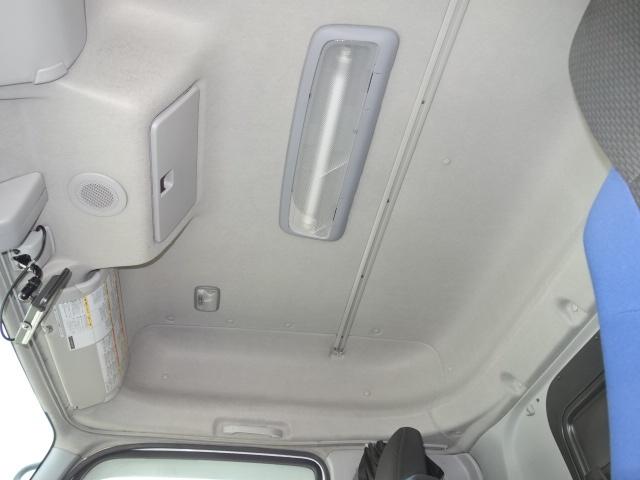 いすゞ H28 ギガ ハイルーフ 4軸低床 低温冷凍車 画像27