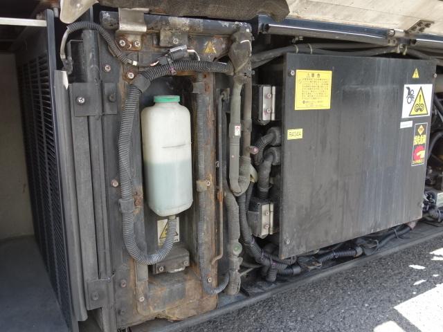 いすゞ H28 ギガ ハイルーフ 4軸低床 低温冷凍車 画像19