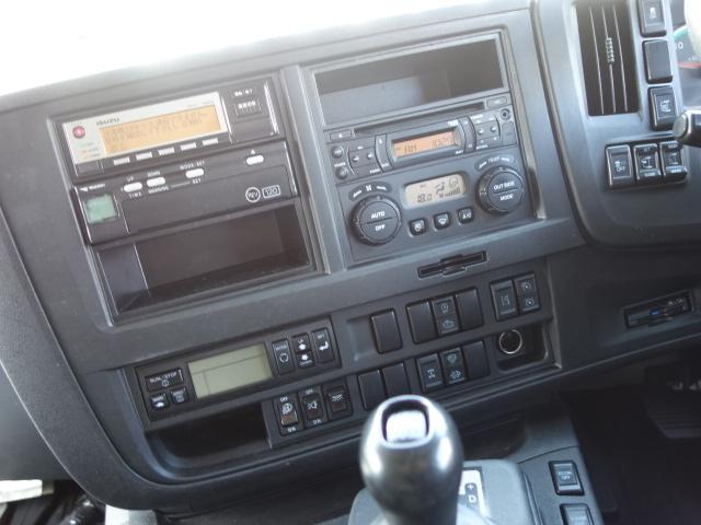 いすゞ H28 ギガ ハイルーフ 4軸低床 低温冷凍車 画像25