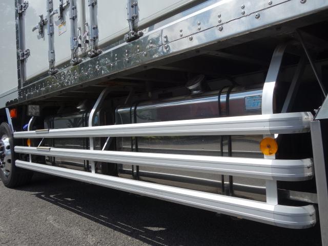 いすゞ H28 ギガ ハイルーフ 4軸低床 低温冷凍車 画像14