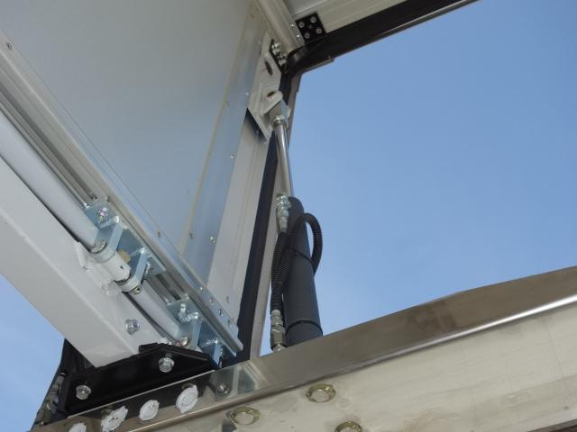 三菱 R1 スーパーグレート ハイルーフ 4軸低床アルミウィング 融雪仕様 画像16