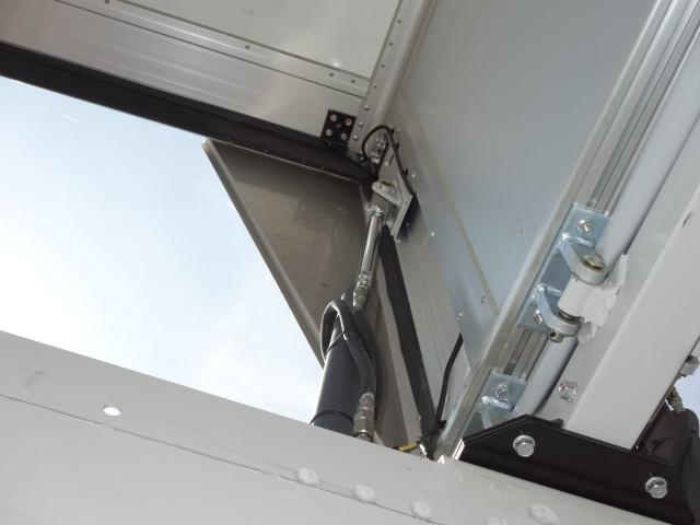 三菱 R1 スーパーグレート ハイルーフ 4軸低床アルミウィング 融雪仕様 画像14