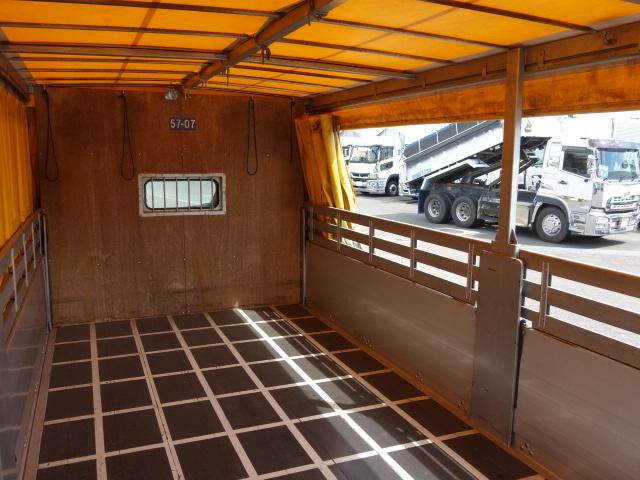 三菱 H24 ファイター 幌カーテン 平 アルミブロック 画像16