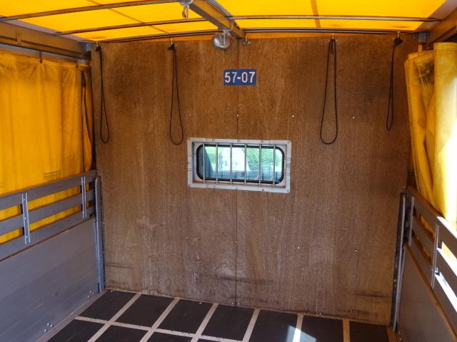 三菱 H24 ファイター 幌カーテン 平 アルミブロック 画像14