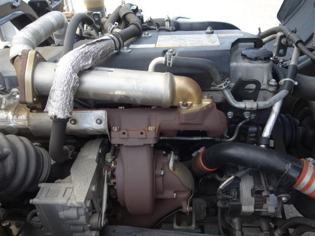 いすゞ H20 フォワード 増トン 幌カーテン 平 アルミブロック 画像24