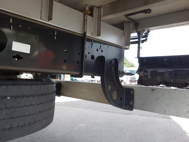 いすゞ H20 フォワード 増トン 幌カーテン 平 アルミブロック 画像20
