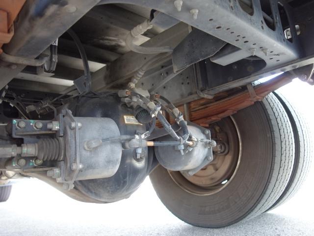いすゞ H20 フォワード 増トン 幌カーテン 平 アルミブロック 画像21