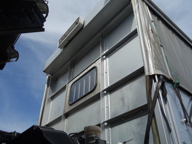 いすゞ H20 フォワード 増トン 幌カーテン 平 アルミブロック 画像18