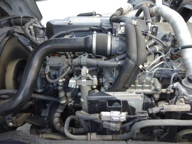 いすゞ H20 フォワード 増トン 幌カーテン 平 アルミブロック 画像23