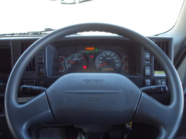 いすゞ H24 フォワード 6200ワイド アルミウィング エアサス 画像29
