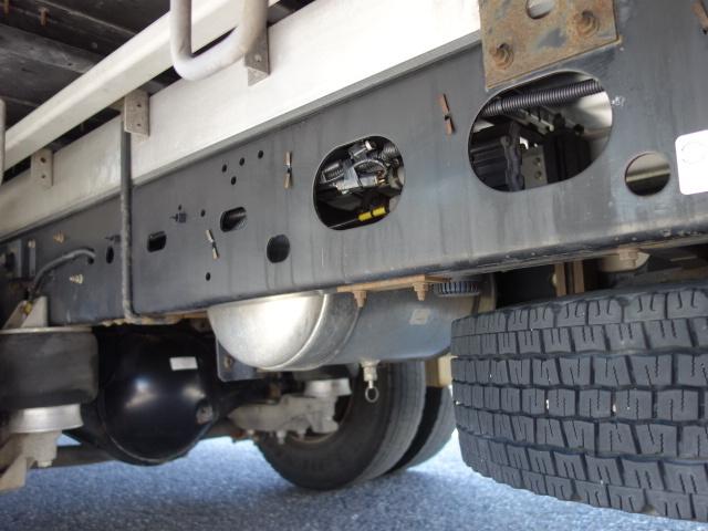 いすゞ H24 フォワード 6200ワイド アルミウィング エアサス 画像20