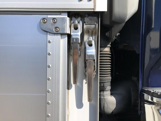 いすゞ H27 ギガ ハイルーフ 4軸低床 アルミウィング 融雪仕様 画像14