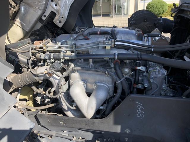 いすゞ H27 ギガ ハイルーフ 4軸低床 アルミウィング 融雪仕様 画像31