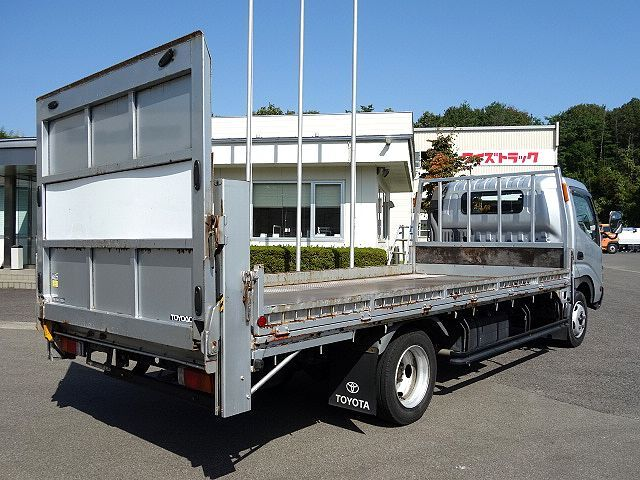 トヨタ H15 トヨエース 平 パワーゲート バイク運搬車 車検付 画像8