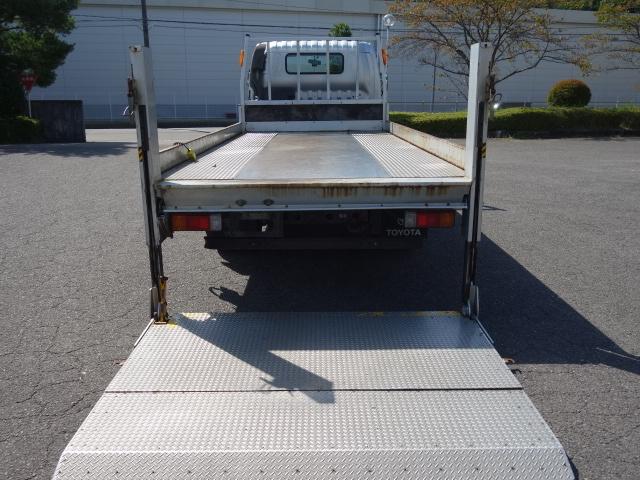 トヨタ H15 トヨエース 平 パワーゲート バイク運搬車 車検付 画像10