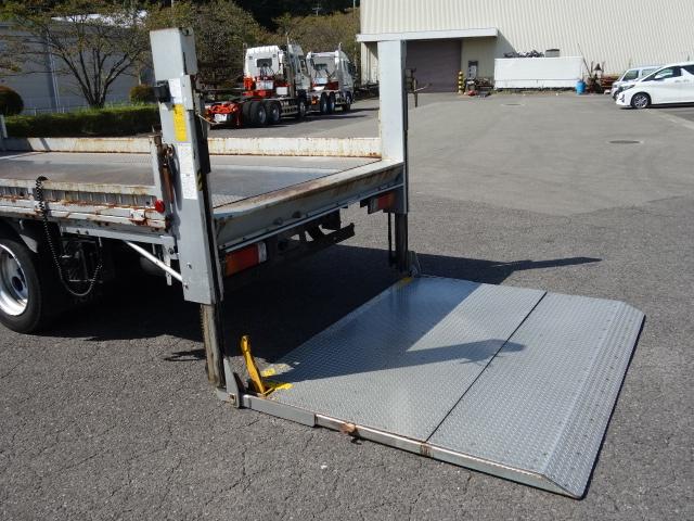 トヨタ H15 トヨエース 平 パワーゲート バイク運搬車 車検付 画像9