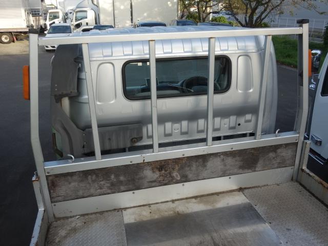 トヨタ H15 トヨエース 平 パワーゲート バイク運搬車 車検付 画像20