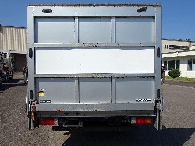 トヨタ H15 トヨエース 平 パワーゲート バイク運搬車 車検付 画像7